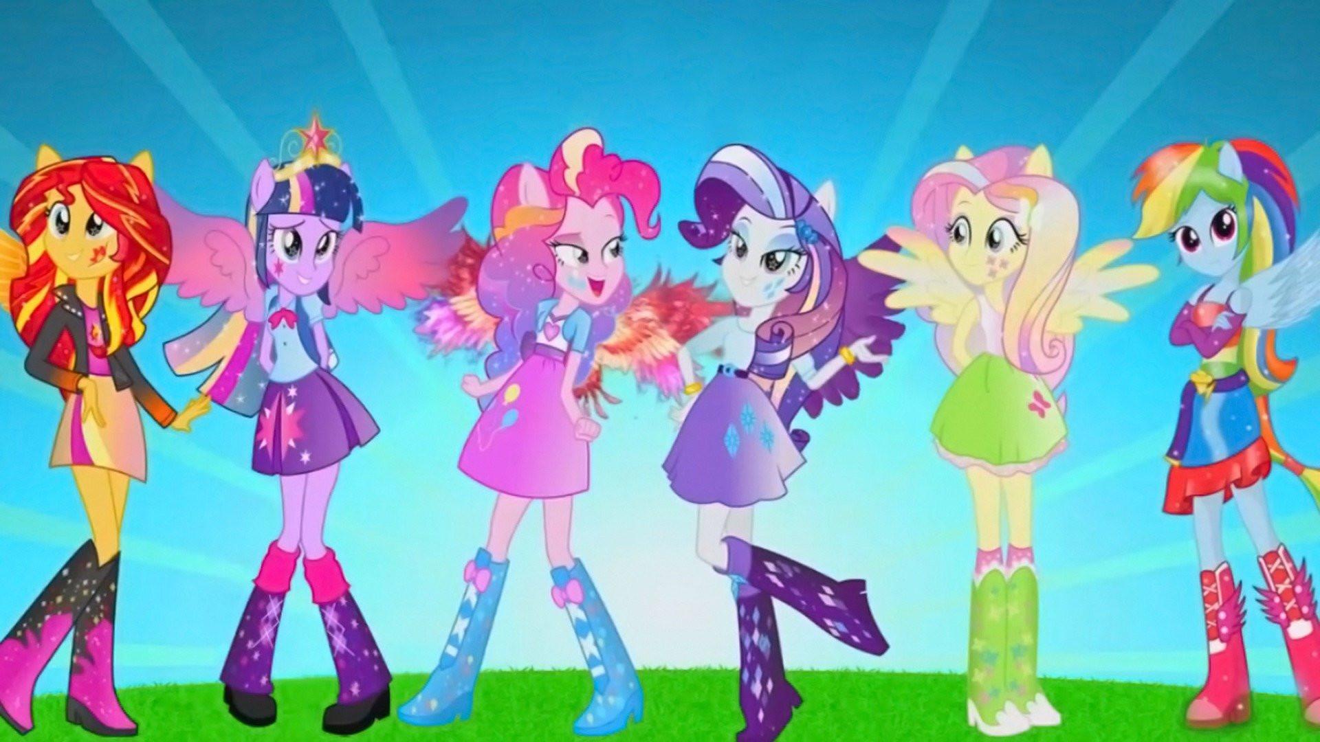 Watch My Little Pony Equestria Girls Better Tog Online Verizon