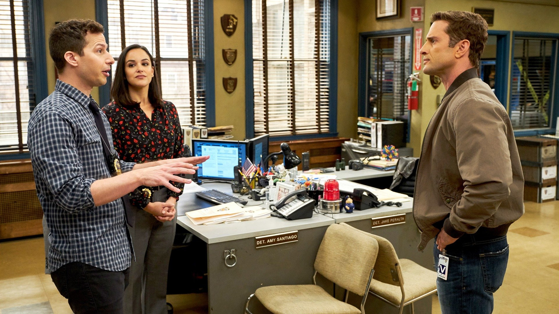 brooklyn nine nine the puzzle master watch online