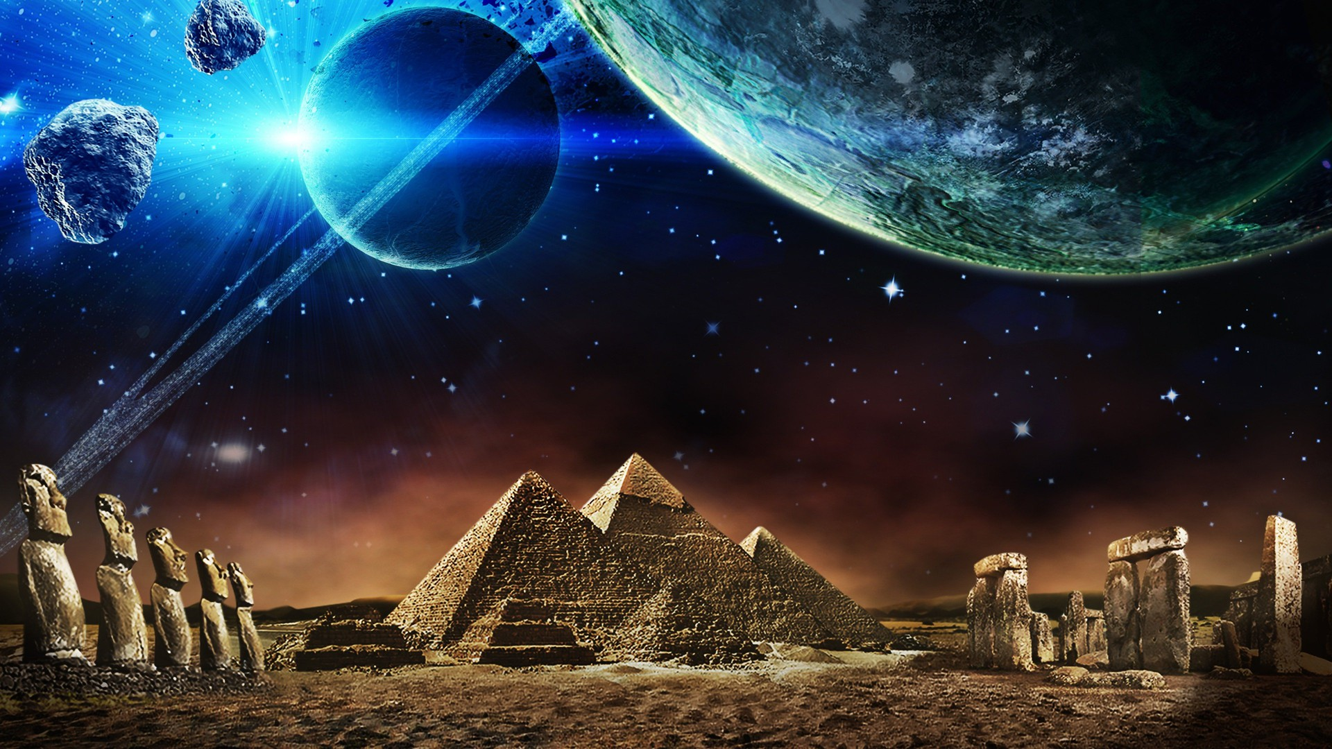 Watch The Universe Ancient Mysteries Solved Online ...