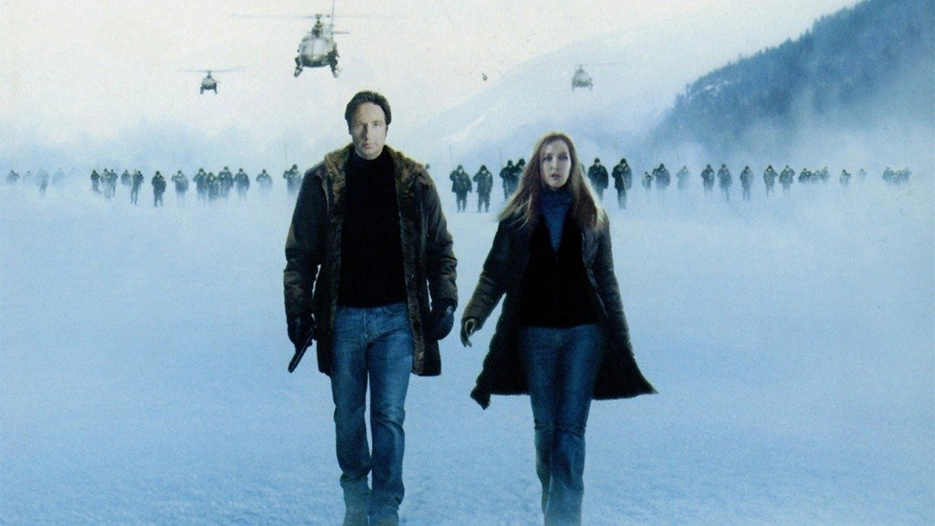 Watch X Files The I Want To Believe Online Verizon Fios Tv