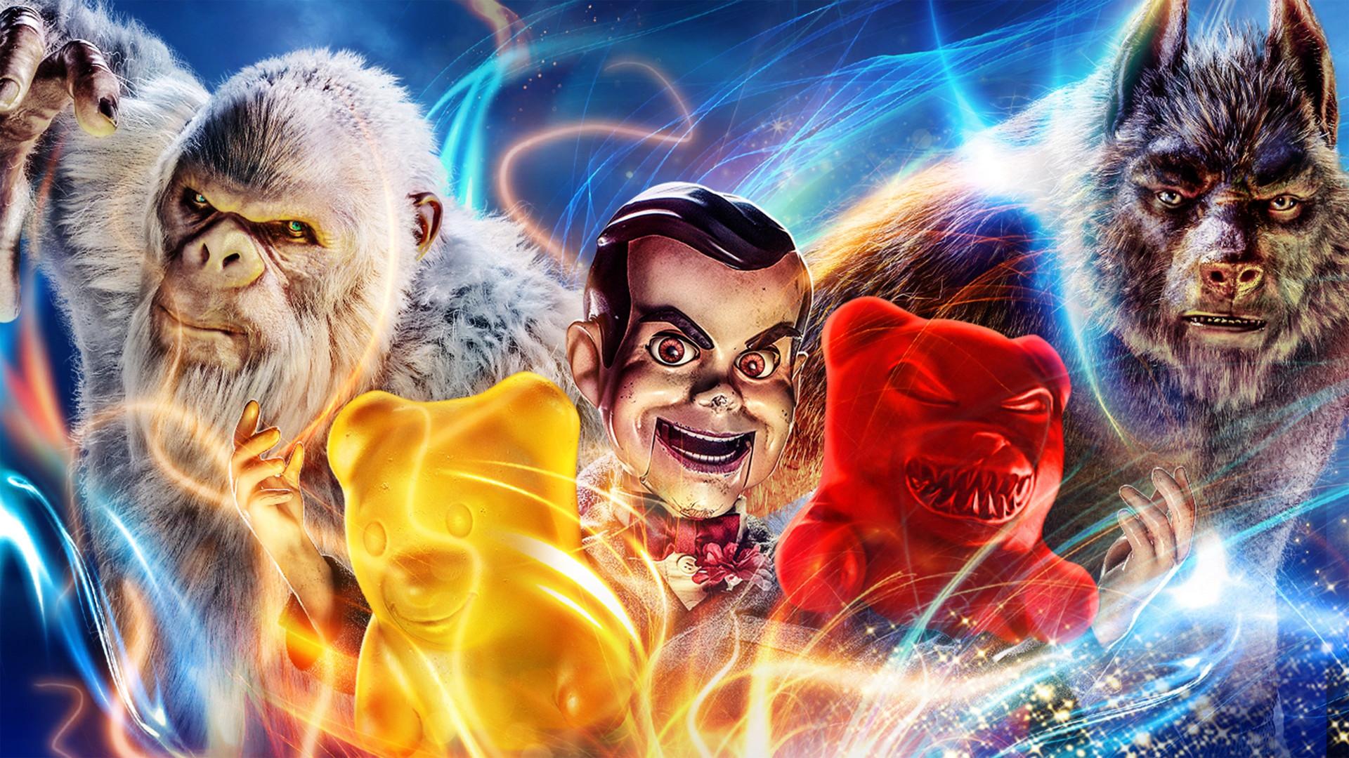 Goosebumps 2 full movie online