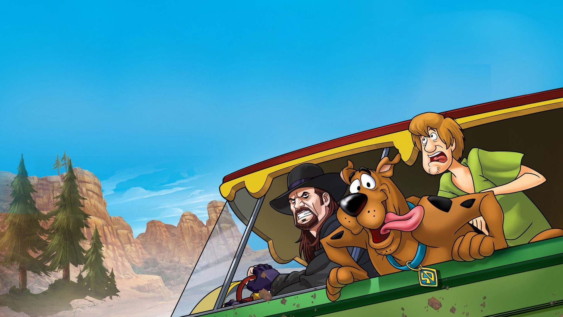 Watch Scooby Doo And Wwe Curse Of The Speed Demon Online