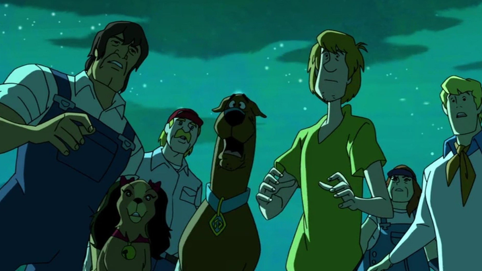 scooby doo mystery inc wrath of the krampus